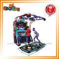 máquina de dança- ma- qf301- 3 moeda operado arcade máquina de música, máquina de dança