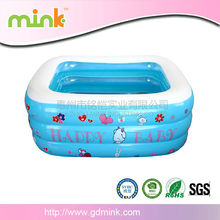 2015 new products baby pvc inflatable swimming pool