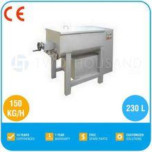 Mixer for Meats - 150 KG / H , 230 L, 3 KW, 304 S/S, CE Approved, TT-S501