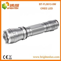 Flashlight Factory Cheap Price Hunting Emergency 5W CREE Aluminum bailong led torch