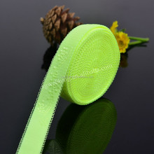 customized pattern jacquard elastic webbing