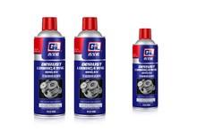 450ml anti-rust oil lubricant de-rust spray