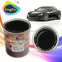 cheap price chemical resistant car paint clear varnish for 2k basecoat