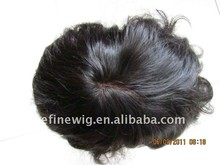 Aliexpress Mutidirection Mens Toupees with Synthetical Hair