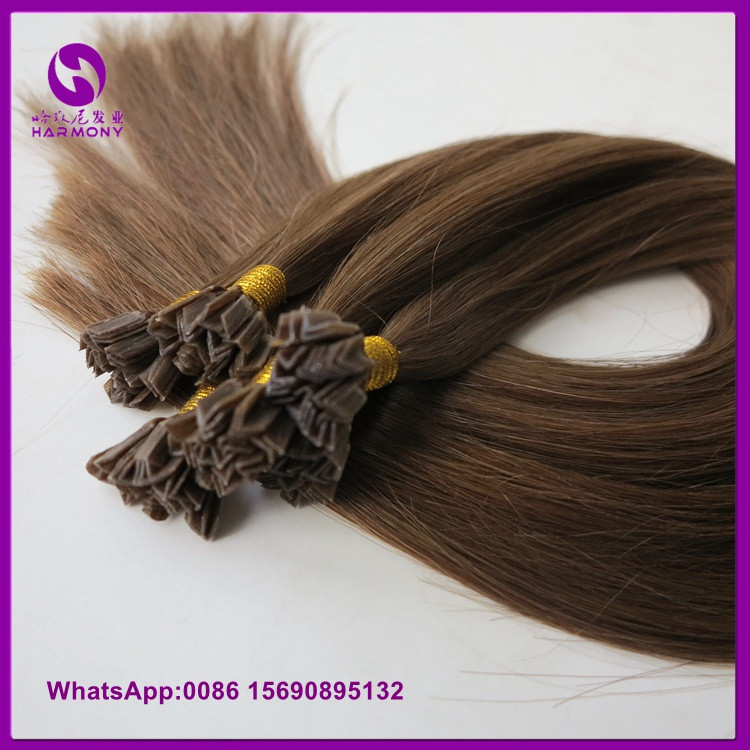 Wholesale Full Cuticle 1gstrand 50spack Easy Using Removing 20inch