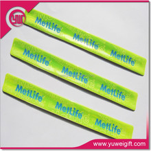 Promotional gifts wedding friendship hand band made in China PVC slap band