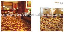 2012 new design!! axminster wall to wall hotel carpet