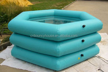 competitive price giant inflatable pools,children bubble inflatable spa pool for sale