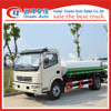 Hot sale 4X2 drive wheel manual gearbox new water delivery trucks