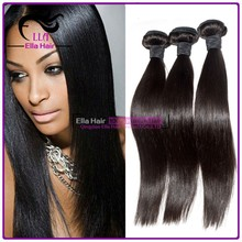 Wholesale Factory Directly Delivery, Top Quality Virgin Brazilian Human Hair, straight hair