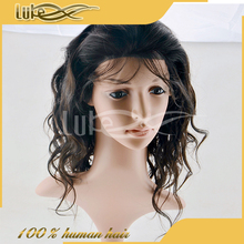 Factory Supply Straight Wave Wholesale Cheap Human Hair Full Lace Wig