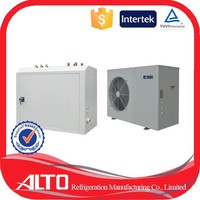 Alto AHH-R075 quality certified economic price mini split heat pumpes mini split compressor installed indoor unit up to 10.3kw/h