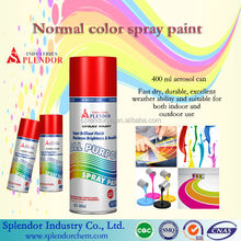 High quality china Spray Paint for furniture/ graffiti spray paint/ uv protection spray paint