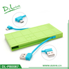 External Mobile Battery Charger Pack 4500mAh Power Bank for iPhone