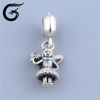 women jewelry 925 sterling silver findings custom made charms wholesale