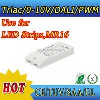 0-100% dimming 100w led driver dimmable 24V 0-10v