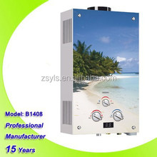 Good Quality home tankless gas water heater/10L 12Lgas instant water heaters/SKD/CKD gas water heater