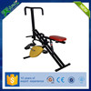 new cylinder total abdominal crunch machine exercise with bike