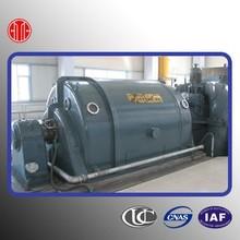 Turbina a vapore con regolatore di potenza elettrica cacciavite per industria del ferro e dell'acciaio
