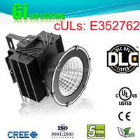 Top quality 5 years warranty DLC UL cUL certificated high power 300 watt LED flood light