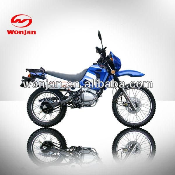中国のオートバイ200ccの販売のための( wj200gy- b)
