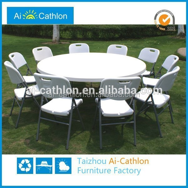 Cheap plastic round dining table and chairs buy round for Inexpensive round tables