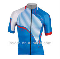 Bresthable amazing promation blue cycling wear