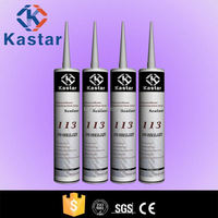 white waterproof polyurethane jointing sealant