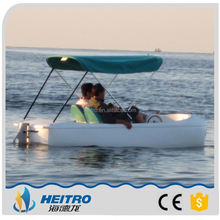 Direct From Factory Kids And Adults Four-Seats Pedal Boat