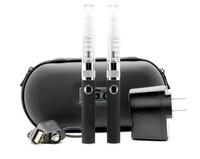 Ecigarettes Multi-colored Electronic Cigarette Ego CE Blister Kit 650mAh E Cigarette