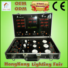 OEM/ODM portable LED exhibition Aluminum led demo case /shenzhen factoy led display case /LED display cabinet board