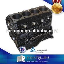 ZX200-3 Engine Cylinder Block for ISUZU 4HK1 8-98005443-1