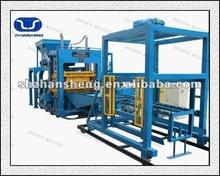 Made in Shanghai Fashional and High Output Concrete Block Machine