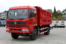 Yunlihong New Design Self Loading Dump Truck