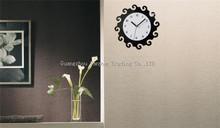 Hot wheel shape Acrylic quartz clock Fashion Watch Sitting Room Adornment Quartz Clock Personality Tailored Luxury Creative Wall