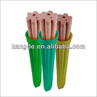 cute silicone ice popsicle tube