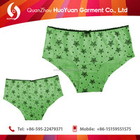 Sexy lady panties fashion underwear pictures of young lady of underwear cheap pric Huoyuan