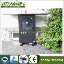 SDAW-125BSEVI Hot sale EVI heat pump air conditioner industrial 20 tons heat pump