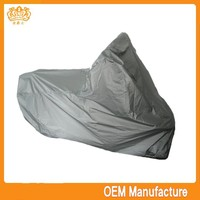 Hot selling peva/pvc+pp bike barn motorcycle cover at factory price