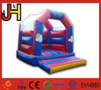 High Quality Kids Stars Inflatable Jumping Bouncy Castles For Sale