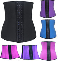 Adults Age Group and OEM Service Supply Type Latex waist training corsets wholesale