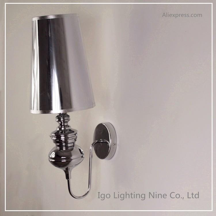 Современный минималистский скандинавских дизайнеров ремесло балкон e27 спальня лампа прикроватная лампа охранников средиземноморский творческие настенные
