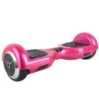 6.5inch self balancing electric scooter battery charger with CE for Kids