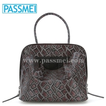 Summer Fashion Brands Names Made In China Tote Bag Women Genuine Leather Handbag Patterns Free