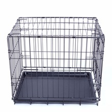 Dog Cage for Sale Cheap Pet Cage Dog Crate Wire Kennel with Tray