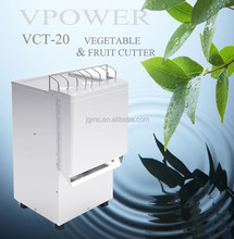 VCT20# Floor Type Cheap Price High Efficiency Vegetable Cutter Slicer/shred Machine With CE and ISO approval
