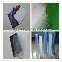 super clear transparent rigid pvc sheet