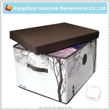 High Quality Nonwoven Fabric for Baby Storage Ottoman