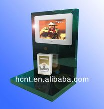 New Innovation Magnetic Advertising Display, pop display advertising materials