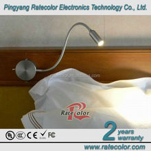 2014 The best for Hotel/ school/ children LED Headboard reading lamp